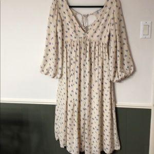 Women urban outfitters midi dress
